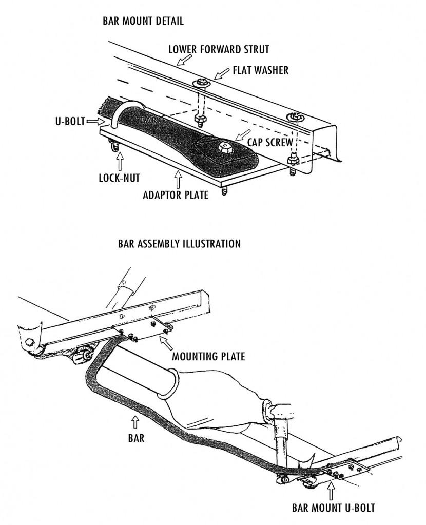 rear-bar