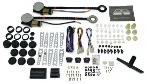 Power window kit