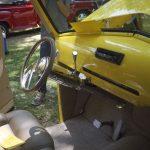 custom truck interior classic