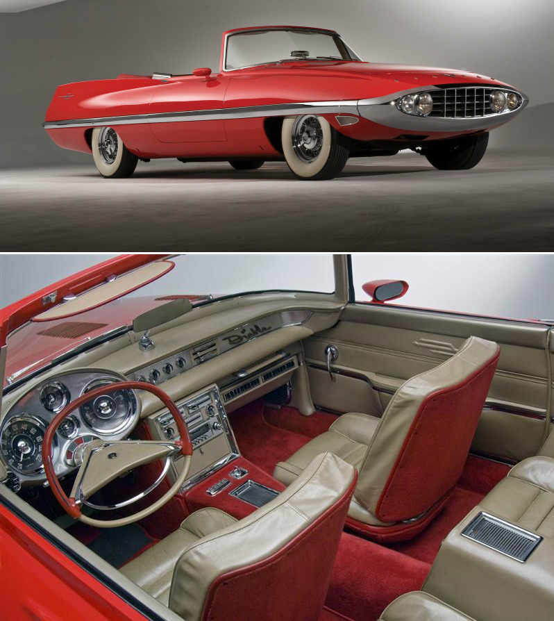 1957 Chrysler Diablo by Ghia