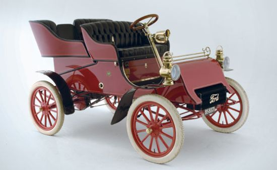 1903 Ford Model A Rear Entry Tonneau, Chassis No. 30