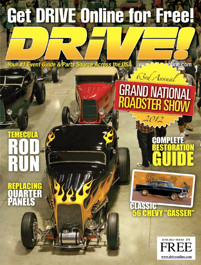 DRIVE! Online Magazine - June 2012