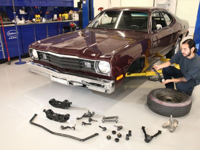 fix-plymouth-duster-suspension-howto