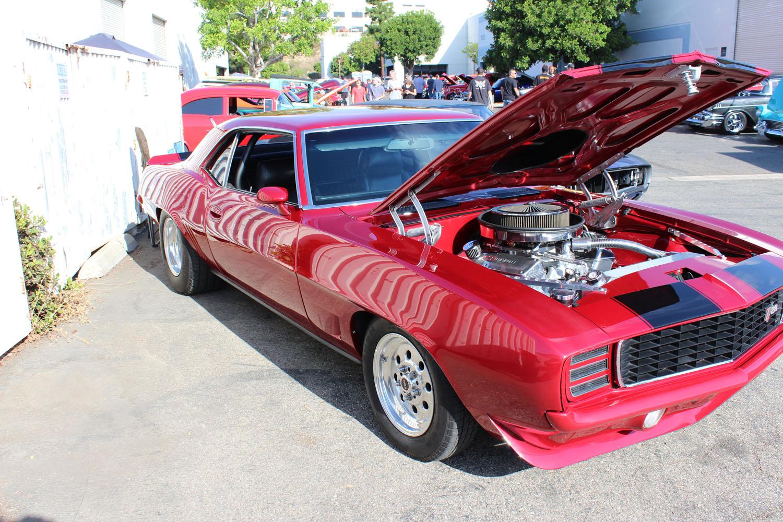 Car Show In Corona Ca