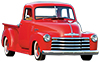 1947-55 CHEVY-GMC 1st SERIES 3100 TRUCK