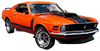 1964-96 FORD MUSTANG-COUGAR
