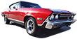 1964-72 Chevy Chevelle, El Camino