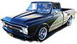 1960-87 GM-CHEVY C10-C20 TRUCK