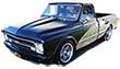 1960-90 CHEVY-GMC C10-C15-C20-S10 TRUCK