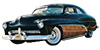 1949-72 MERCURY CAR