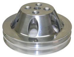 Power Steering Pump Pulleys