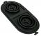 Master Cylinder Lid Gasket, GM Disc Brake Type, Dual Reservoir