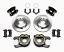 Rear Disc Brake Kit, Mopar 8-3/4 and Dana 60