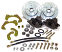1955,61,62,63,64 Belair, Impala, Biscayne disc brake conversion kit!