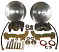 1959-60 Cadillac Disc Brake Conversion Kit