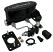 Black Mopar Manual Wilwood Master Cylinder Adapter Kit