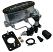 Bright Mopar Manual Wilwood Master Cylinder Adapter Kit