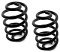 1967-77 Chevy Chevelle, GM A-Body, Rear OEM Coil Springs