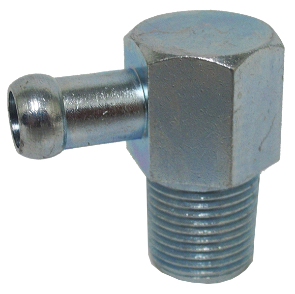 9532Z Single Port Vacuum Fitting - Zinc