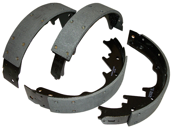 High Performance Brake Shoes Drums