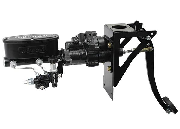 Hydraulic Assist Cylinders : Hydro boost hydraulic brake assist with wilwood master