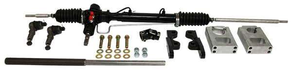 1947-55 GMC Truck and Chevy Truck Power Steering Rack and Pinion Kit