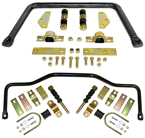 1947-55 Chevy Truck Performance Anti Sway Bar Kit, Front