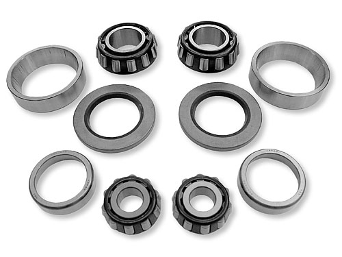 TAPERED ROLLER BEARING CONVERSION