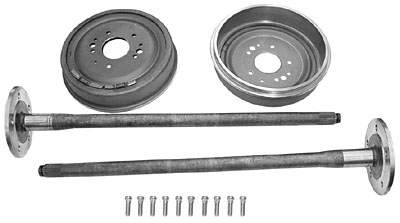 63-64 5-LUG REAR CONVERSION AXLE KIT