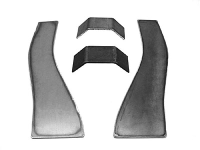 55-59 REAR C-NOTCH KIT