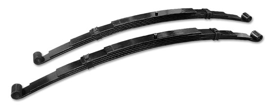 1948-64 FORD F-1 & F-100 TRUCK, REAR MULTI LEAF SPRING SET