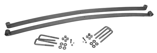 1948-64 FORD F-1 and F-100 Truck Rear Mono Leaf Spring Set 18284