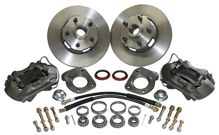 1964-67 Ford Mustang disc brake conversion kit!