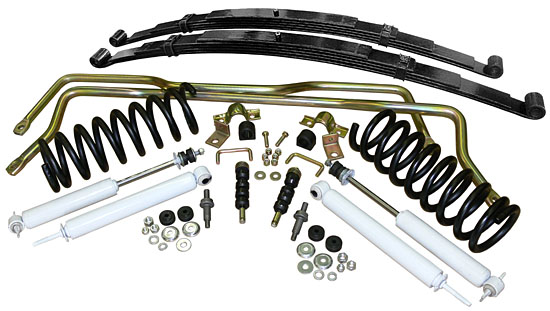 Stage II Deluxe Suspension Kit