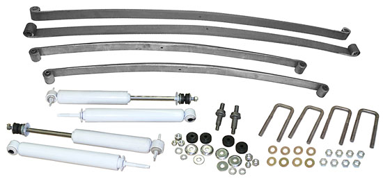 1947 55 Chevy Gmc Truck Suspension Kit Stage 1 Mono Leaf