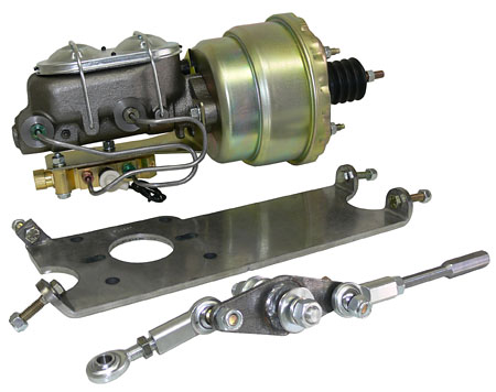 1949-51 Mercury (MERC) power brake booster kit!