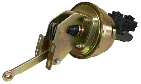 1963-74 Mopar power brake booster kit rear view!
