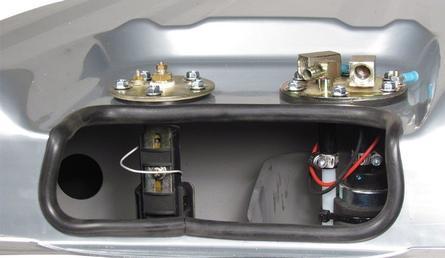 1968-69 Chevy Chevelle / Malibu EFI Ready Fuel Tank, 20 ...