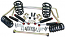 1958-64 Chevy Impala, Suspension Kit, Stage 2 with Coil Springs
