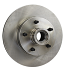 1967-78 CHEVY II/NOVA, REPLACEMENT DISC BRAKE ROTOR (EACH)