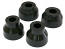 Ball Joint Boots, Poly Urethane, GM Vehicles, Set of 4