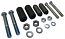 1961-64 FORD F-1 & F-100 TRUCK, FRONT SPRING PINS AND BUSHINGS ONLY (SHK6164F)