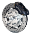 Wilwood Dynalite Big Brake Front Hub Kits for 64-72 Chevelle/El Camino Front, 67-69 Camaro and 68-74 Nova