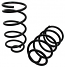 1964-66 Chevy Chevelle, GM A-Body, Rear Coil Springs