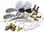 1967-72 Pontiac GTO Power Disc Brake Conversion, OEM Spindles