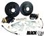 1971-87 Chevy C10 Black Out Disc Brake Conversion Kit, Rear 5-lug