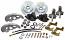 "1968-74 Chevy Nova Disc Brake Conversion Kit, 2"" Drop OEM Style Spindles"