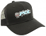 POL Snap Back Truckers Hat - Black