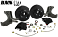 "1960-62 Chevy C10, GMC C15 Truck ""BLACKOUT"" Disc Brake Conversion, 5 Lug"