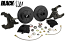 "1960-62 Chevy C10, GMC C15 Truck ""BLACKOUT"" Disc Brake Conversion, 6 Lug"